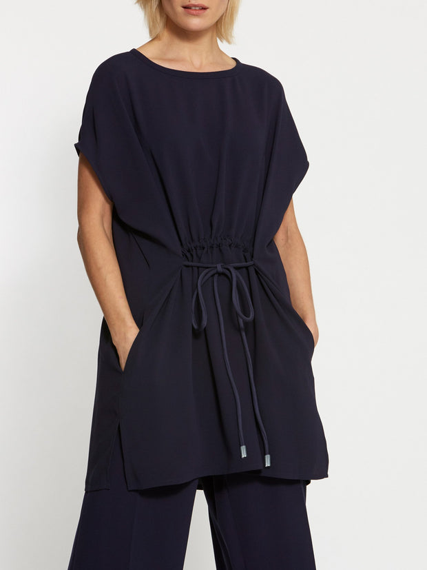 Julie Navy Tunic