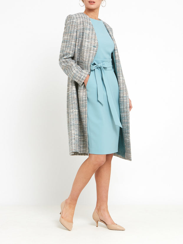 Kriss Tweed Coat