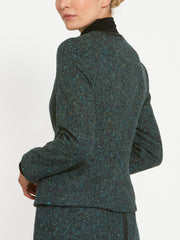Blair Teal Jacket