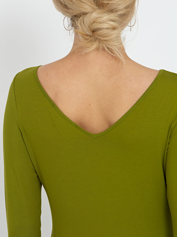 Grace Green Top