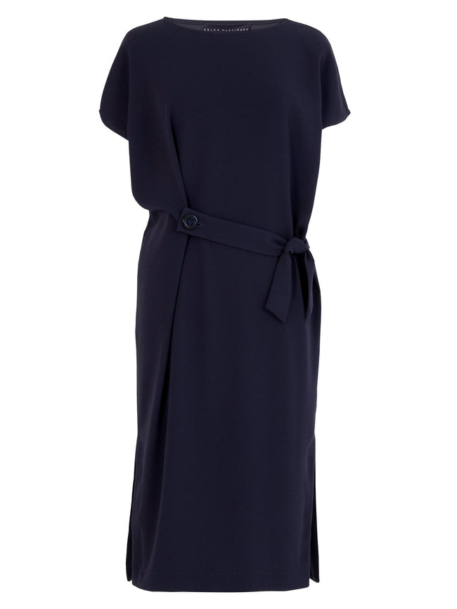 Phoebe Navy Dress