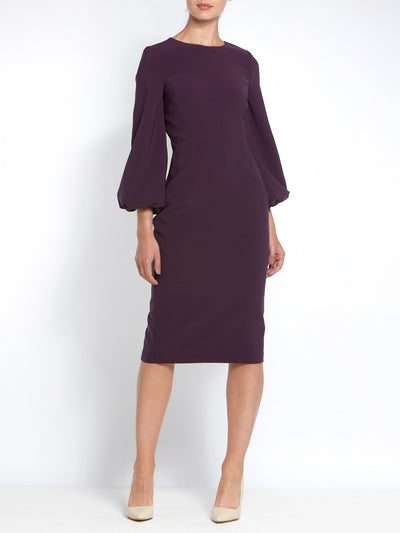 Gabbie Mulberry Dress
