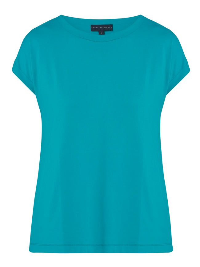 Gina turquoise Top