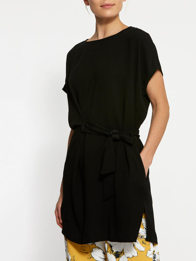 Ashling Black Tunic
