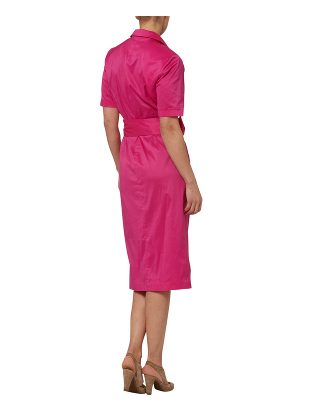 Monica Fuchsia Dress