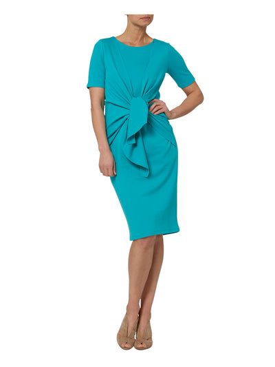 Wendy Turquoise Dress