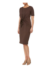 Wendy Brown Dress