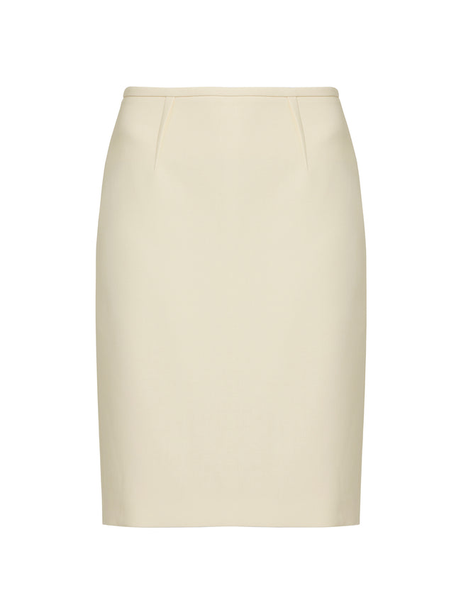Kylie Lemon Skirt