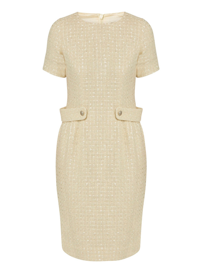 Kriss Boucle Dress