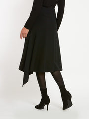 Maddison Black Skirt