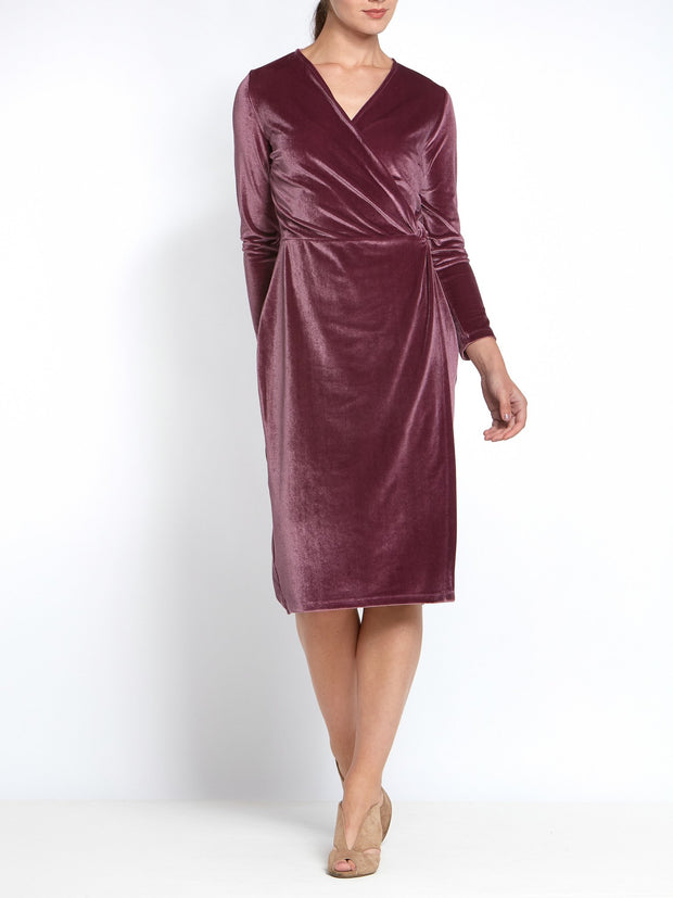 Roma Grape Dress
