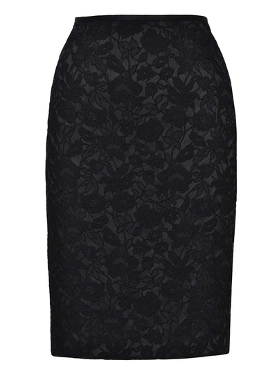 Beth Brocade Skirt