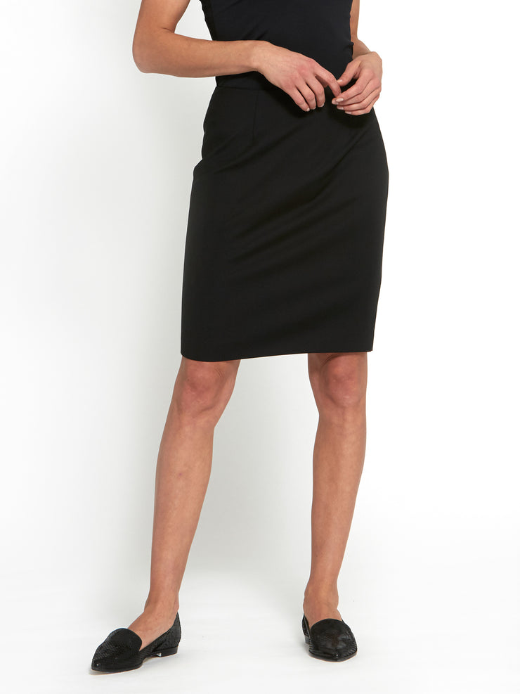 Vickie Black Skirt