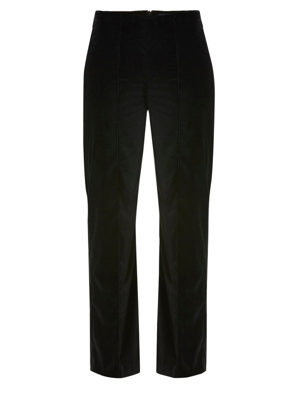 Silvia Black Trousers