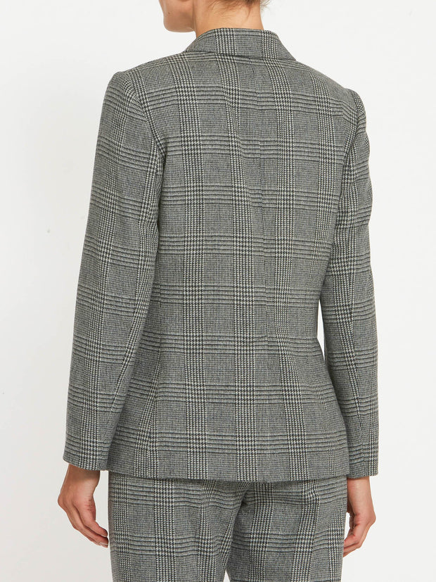Willow Check Blazer