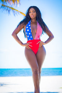 The Fearless Americana Monokini
