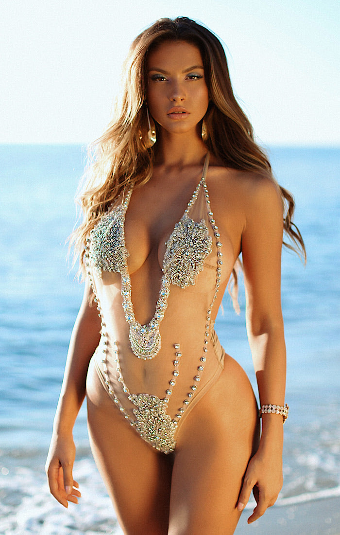 The Special Occasion One Piece Swimsuit