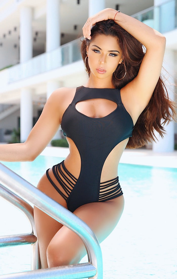 Dare Devil Monokini