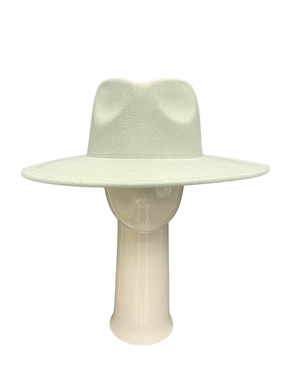 The simple Fedora Hat (Mint)