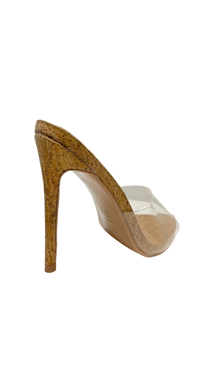 Pop The Cork Heel