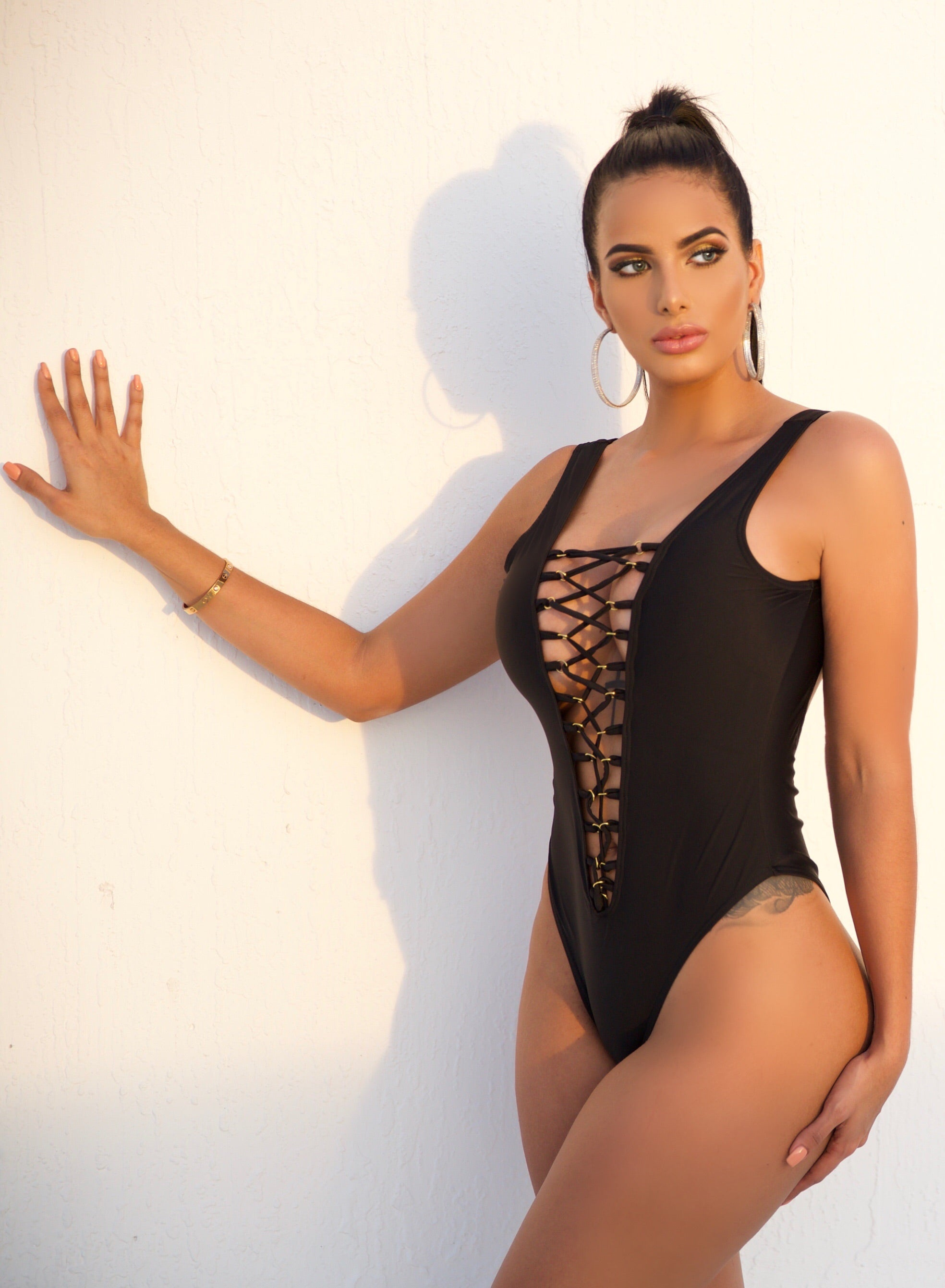 Feeling Knotty One Piece Swimsuit