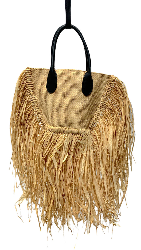 Castaway Tropical Bag (black)