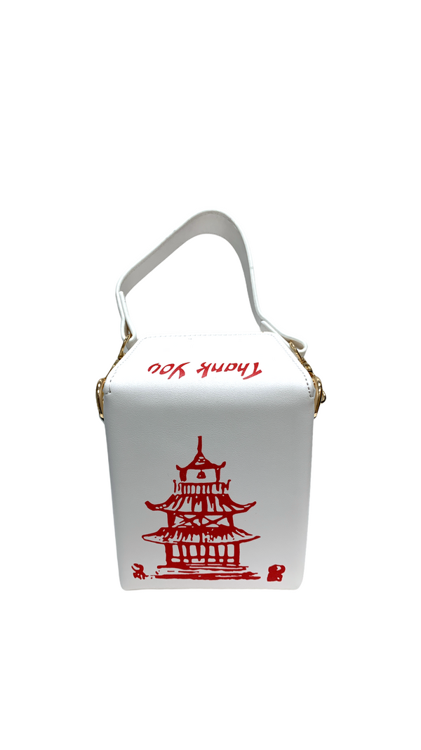 China Town Bag (White)