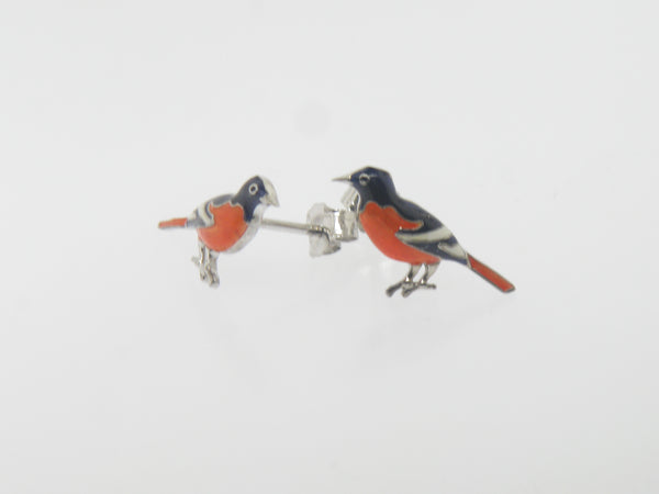 Baltimore Orioles Earrings