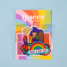 Queer Sticker Pack
