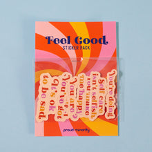 Feel Good Sticker Pack