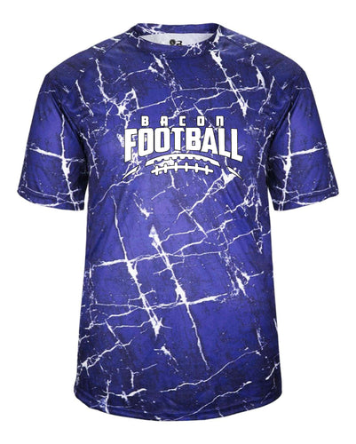 All New Bacon Academy Football  Badger 4183 - Shock Tee