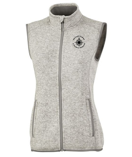 6th Grade Academy  CR5722 | Women's Pacific Heathered Vest