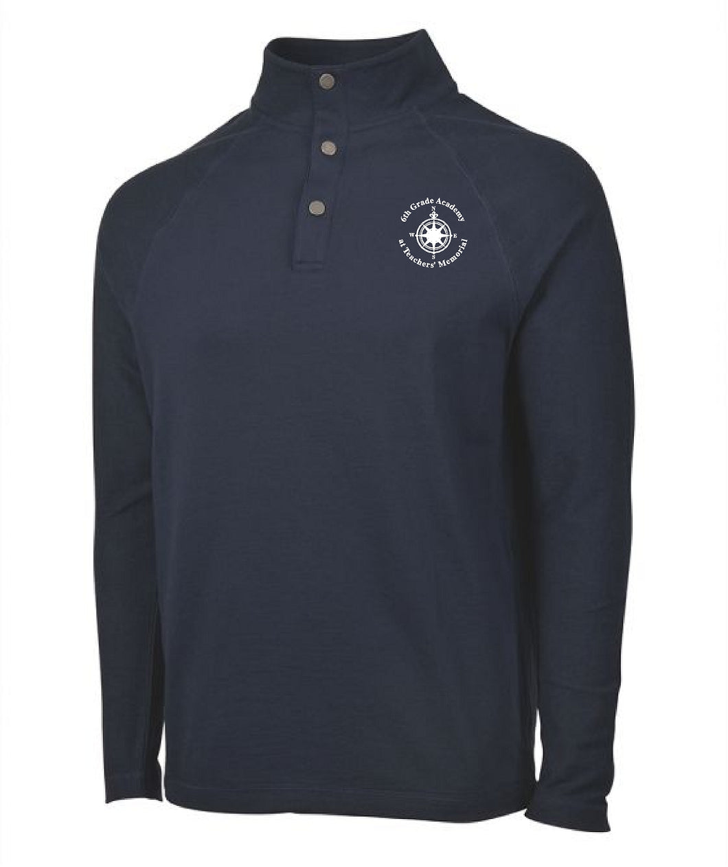 6th Grade Academy CR9826 | Men's Falmouth Pullover