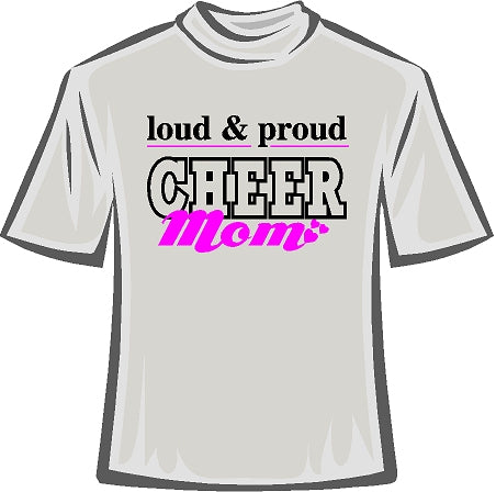 NCFL 2017 Cheer Mom T- Shirt