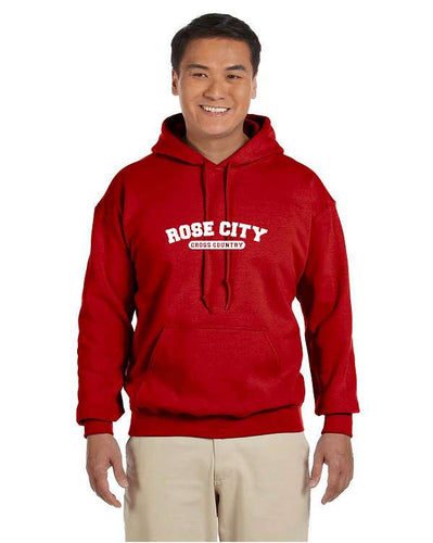 Rose City Eagles Cross Country Hoodie