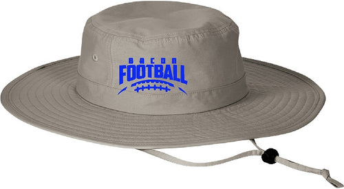 Bacon Academy Football Adams Extreme Adventurer Hat SAN C920 - Stone