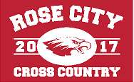 Agusta Mens 352 / Boys 353 Rose City Cross Country Uniform Shirts
