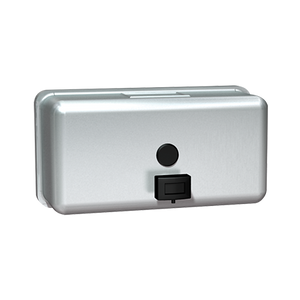Surface Mounted Horizontal Soap Dispenser