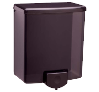 Surface-Mounted Soap Dispenser