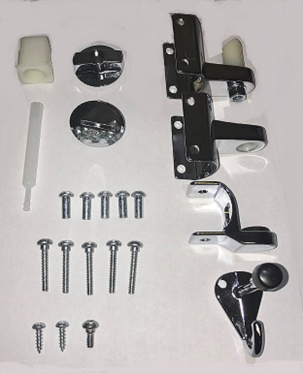 PA400 Inswing  -  Standard Door Hardware Kit