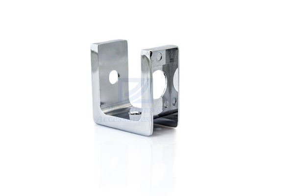 "PA53-3 Plastic Laminate Top Hinge Fitting for 1"" Door"
