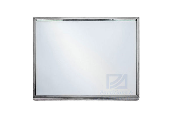 S - S/S Reflective Surface Mirror