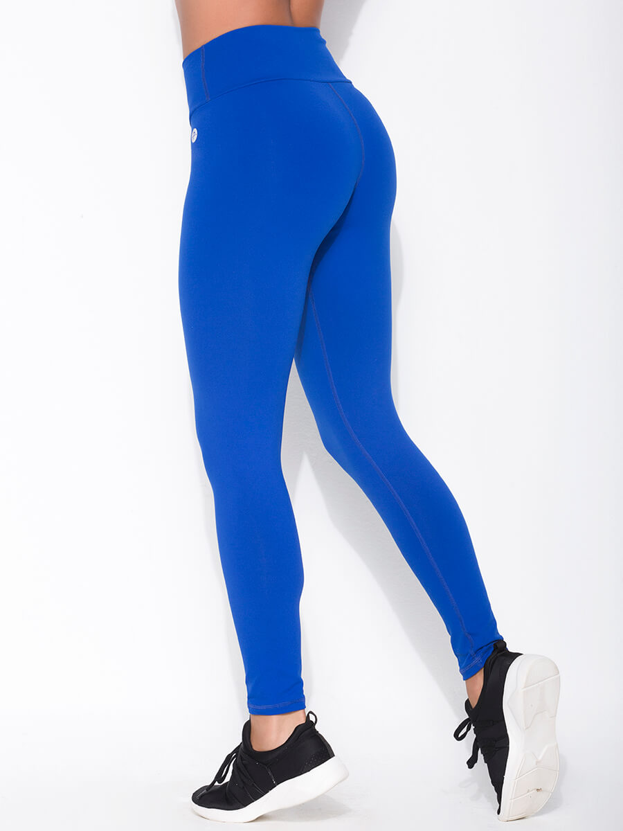 Alda electric blue leggings