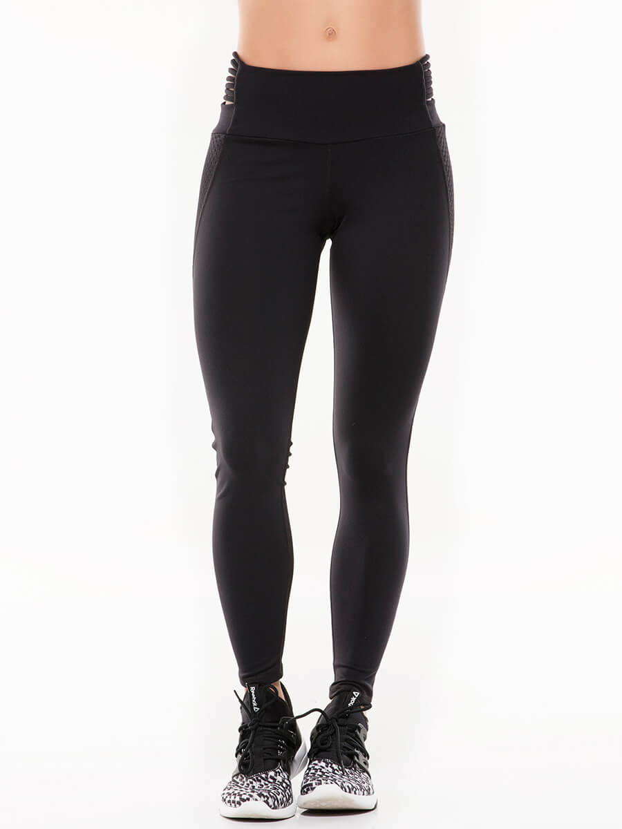 Antia black leggings