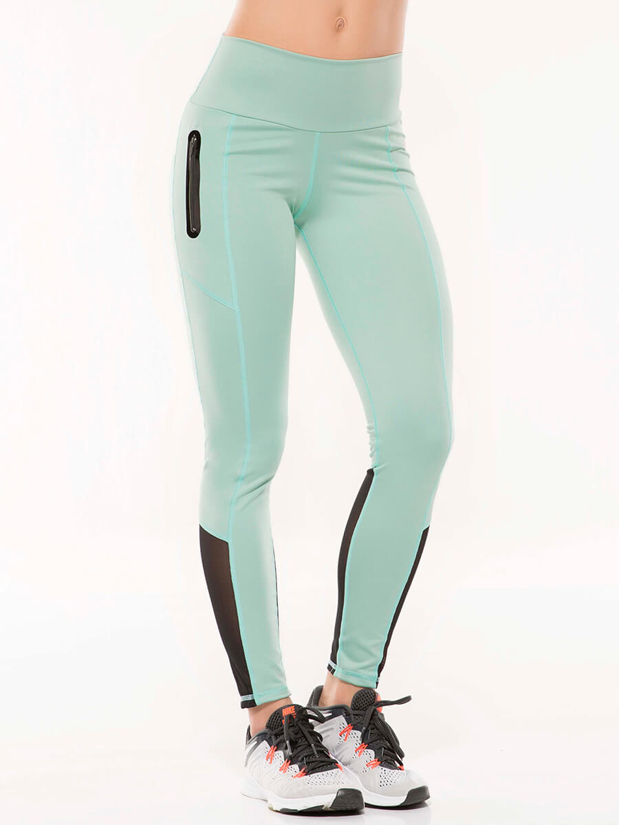 Gadea green leggings