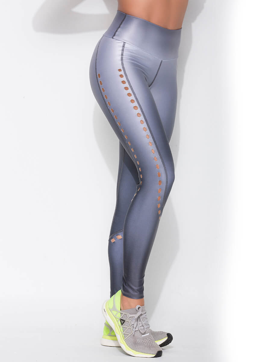 ABBY GRAY LEGGINGS for women