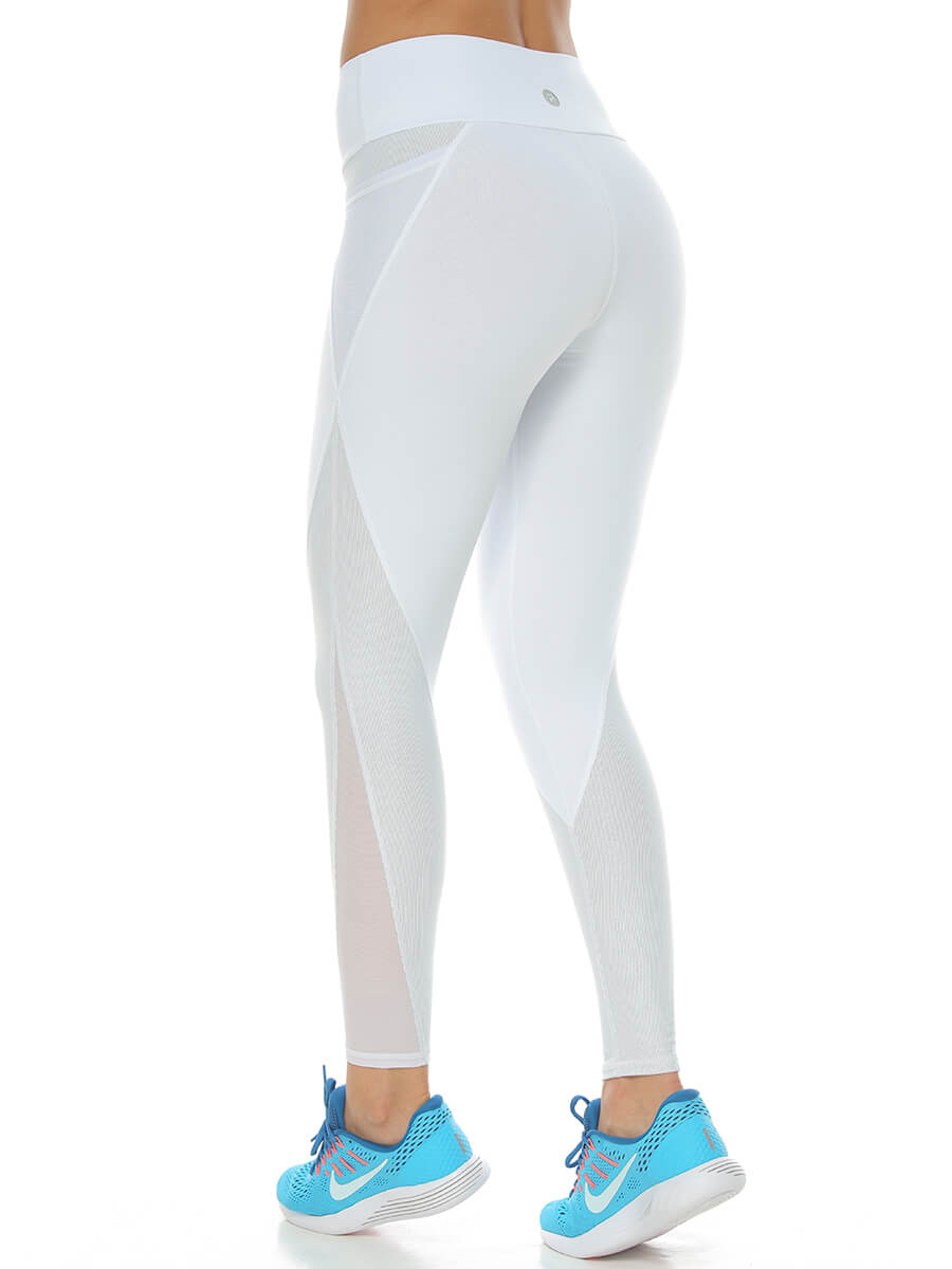TIA WHITE LEGGINGS