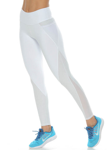 IONA ELECTRIC BLUE LEGGINGS