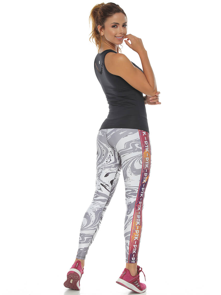 ELSIE PRINTED LEGGINGS
