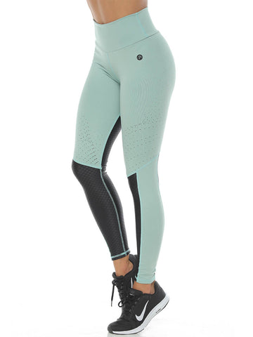 LORIE NAVY LEGGINGS